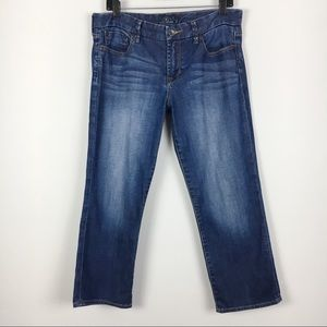 Lucky Brand Sweet Jean Crop Jeans Size 8 / 29